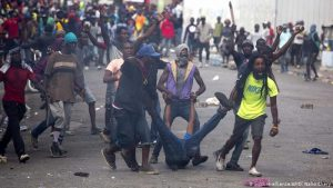 Registran 20 muertes violentas en capital de Haití durante enero
