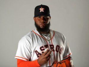 MLB suspende a Francis Marte por 162 partidos tras positivo dopaje