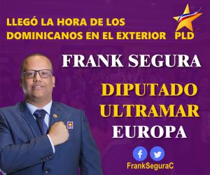 Frank Segura Diputado