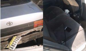 PN mata a un presunto ladrón intentó atracar taxista autopista 30 de Mayo