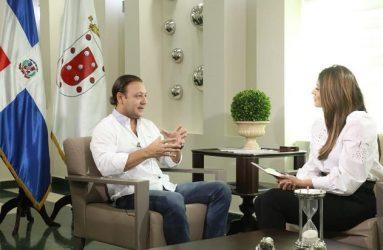 Abel dice hará todo lo necesario para mantener orden en Santiago