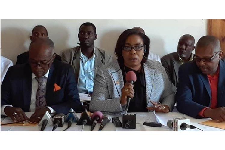 Religiosos de Haití alertan sobre incremento de la inseguridad