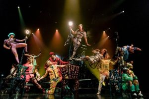 Cirque du Soleil en su última semana en el Hard Rock de Punta Cana