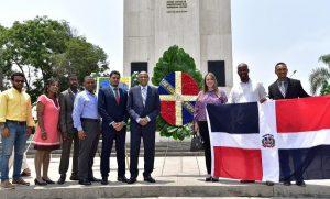 PERU: Embajada realiza acto por 176 aniversario independencia RD