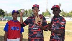 Javilla, Moca, Salcedo y PR avanzan en Béisbol Internacional de Moca