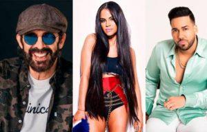 Siete dominicanos en la lista de nominados de los Latin Billboards
