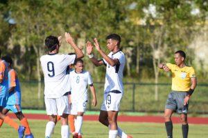 R.Dominicana golea Anguila en campeonato sub'20 de la Concacaf