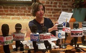 Elida Almonte declina candidatura a diputada del exterior por PRSC
