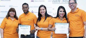 ADOPEM reconoce el impacto social logran sus colaboradores