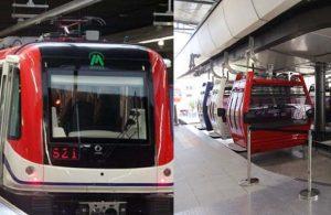 El metro y el teleférico de Santo Domingo regularán acceso pasajeros