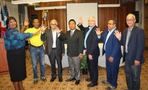 PUERTO RICO: Juramentan nueva directiva de la filial del CDP