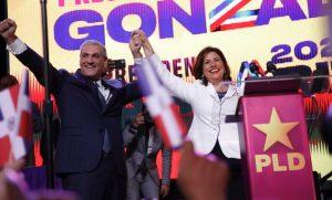 Gonzalo Castillo elige a Margarita Cedeño su compañera de boleta