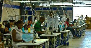 Sector textil perdió casi tres mil empleos durante crisis de Haití