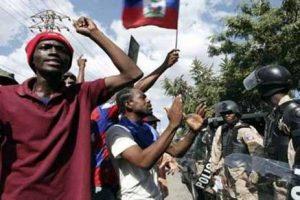 Haití resuena con cacerolazo contra la inseguridad