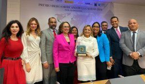 Hospital público RD gana Premio Iberoamericano de Calidad