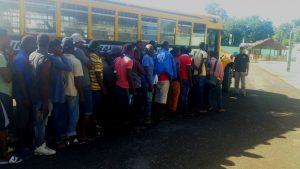 Migración de R. Dom. dice deportó 866 haitianos indocumentados