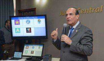 JCE excluye recuadro PRD de boleta automatizada municipales en el DN