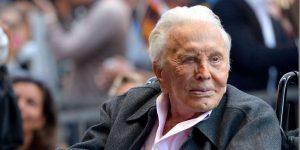 EE.UU : Muere a los 103 años el afamado actor Kirk Douglas