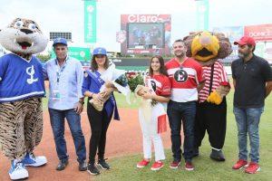 Tigres del Licey felicita a los Leones del Escogidopor su 99 aniversario