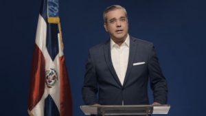 """Abinader llama a votar temprano y a rechazar """"prebendas oportunistas"""""""
