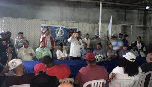 PERAVIA: Sindicato de choferes anuncia apoyo a candidatos del PRM