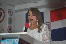 PRD escoge a Nancy Jiménez como candidata diputada circunscripción 1