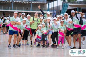 Celebran carrera 5K afavor Fundación Amigos contra Cáncer Infantil