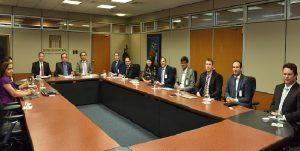 BCRD recibe nuevo grupo inversionistas interesados en economía RD