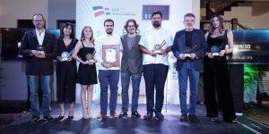 Emotivo Premio de la Crítica es bautizado por lágrimas de Eva Arias