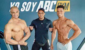 Presentan representantes Santiago en competencia fisiculturismo