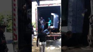 SAMANA: Interceptan un camión transportaba yola para viaje ilegal