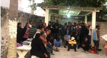 Interceptan embarcación clandestina iba a P.Rico con 53 indocumentados