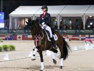Yvonne Losos competirá en ecuestre de las Olimpiadas de Tokio 2020