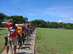 Unos 200 competidores en Copa Independencia de Tiro con Arco