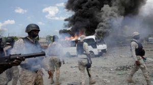 Policía de Haití se reorganiza para combatir la inseguridad