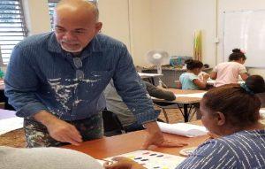 PR: Imparten talleres gratis de dibujo y pintura en Casa Dominicana