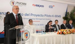 Angel Canó resalta impacto de tecnología en eficiencia energética