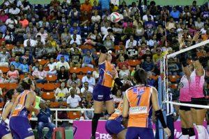 El 27 de febrero comenzará la gran final del Torneo Nacional de Voleibol