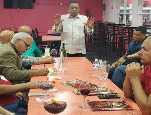 PTO. RICO: Comerciantes recaudan fondos para campaña Abinader