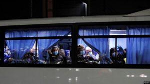JAPON: Estados Unidos evacúa sus ciudadanos de crucero en cuarentena