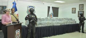 SPM: Autoridades de RD ocupan 500 kilos cocaína y heroína tras tiroteo