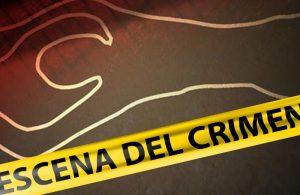 Grupo entra a negocio, asesina mujer y da paliza a un hombre