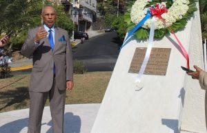 EL SALVADOR: Embajada de la RD rinde tributo a Juan Pablo Duarte