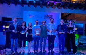 Galardonan a los destacados en el primer Premio de la Crítica de Cine