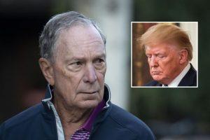 Neoyorquinos creen Trump será reelecto; votarán por Bloomberg para impedirlo