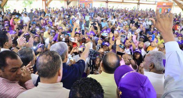 Gonzalo exhorta a la población de RD votar en tranquilidad el 15 de marzo