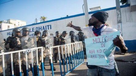 Actores políticos reanudarán diálogo para solucionar crisis de Haití