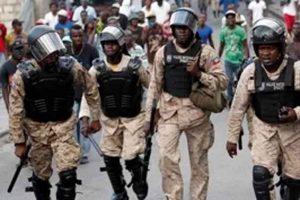 Operación policial en Haití deja un centenar de arrestos