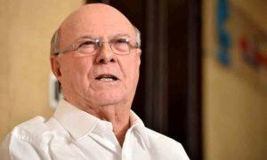 Hipólito propone Agripino Núñez sea mediador en un acuerdo preelectoral
