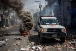 Marcharán contra la inseguridad en Haití